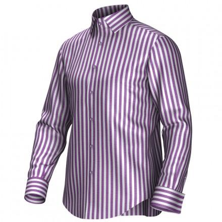 Bespoke shirt pink/white 54411
