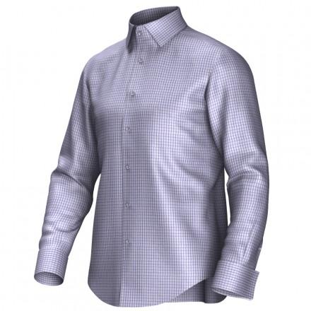 Bespoke shirt lila 53319