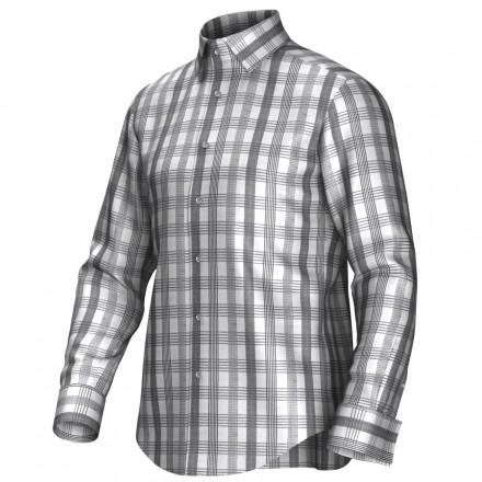 Bespoke shirt black/grey/white 55278