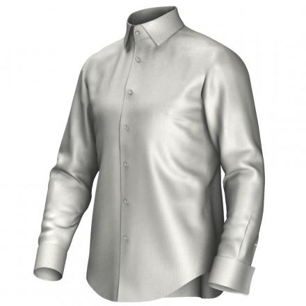 Bespoke shirt yellow 55262