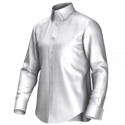 Bespoke shirt white 55232