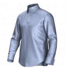 Maatoverhemd blauw 51002