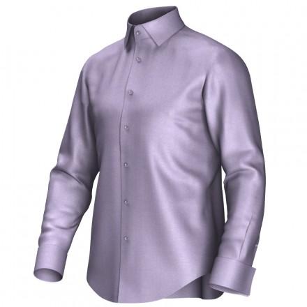 Bespoke shirt lila 51007