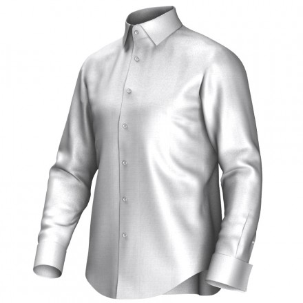 Bespoke shirt white 52148