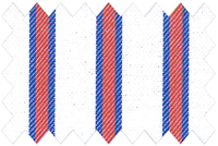 Bespoke shirt fabric 54417