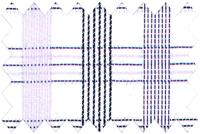 Bespoke shirt fabric 55277