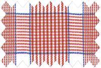Bespoke shirt fabric 55284