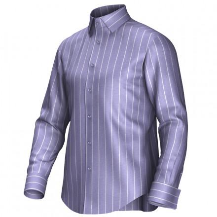 Bespoke shirt lila/white 54408