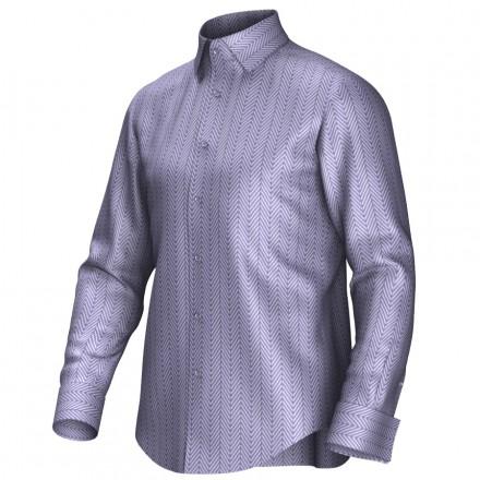 Bespoke shirt lila 52039