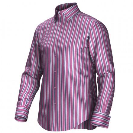 Bespoke shirt pink/blue 54414