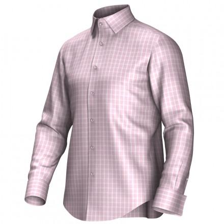 Maatoverhemd roze 53304