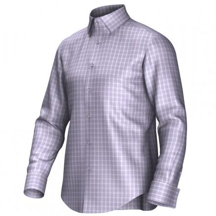 Bespoke shirt lila 53305