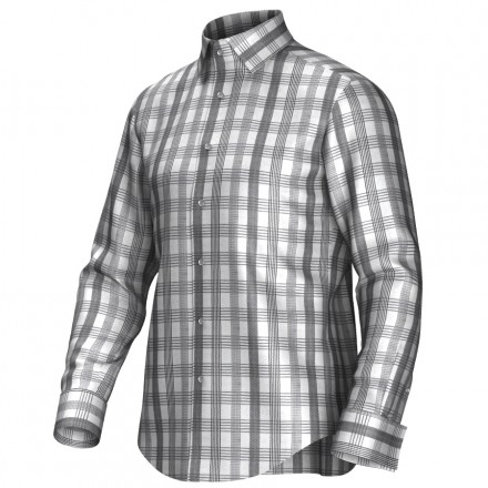 Bespoke shirt black/grey/white 55278