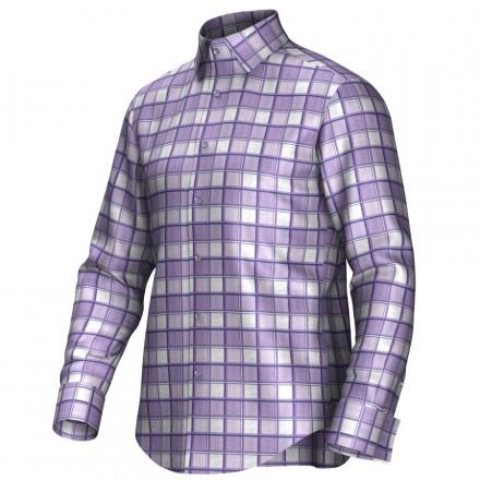 Bespoke shirt lila 55281