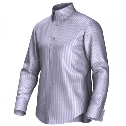 Bespoke shirt lila 55303
