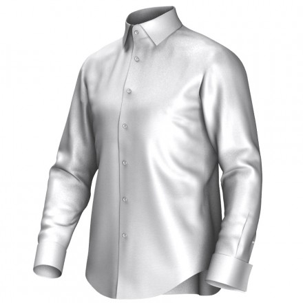 Bespoke shirt white 51001
