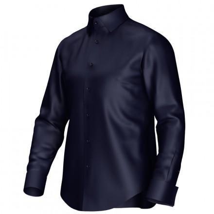 Maatoverhemd blauw 51051