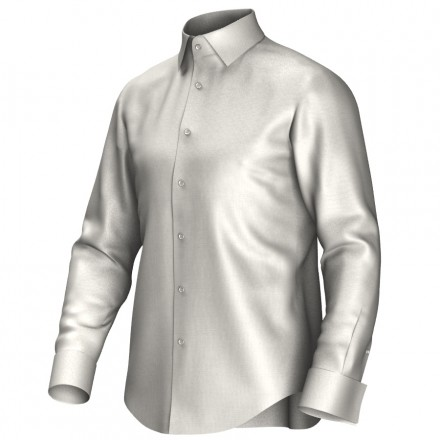 Bespoke shirt white 51006