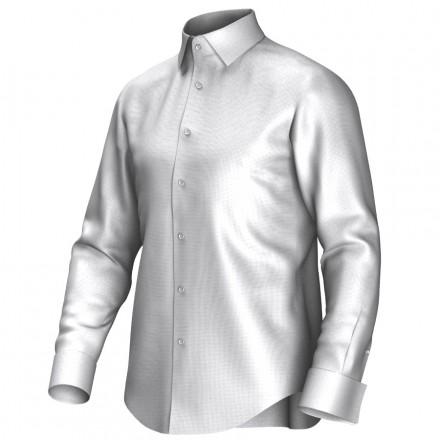 Maatoverhemd wit 52005