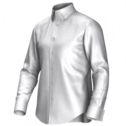 Bespoke shirt white 52005