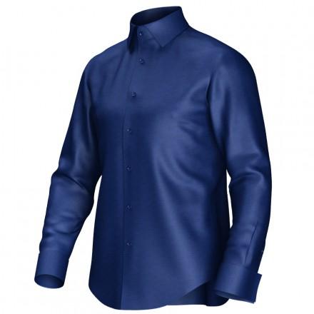 Maßhemd blau 52134