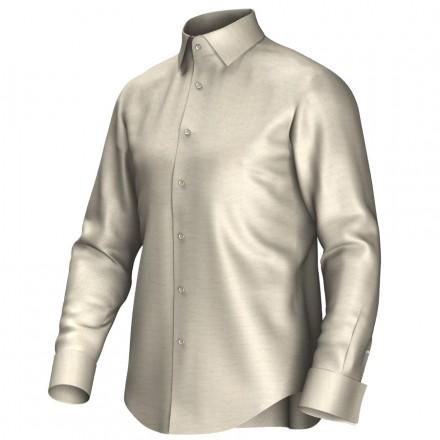 Bespoke shirt beige 52010