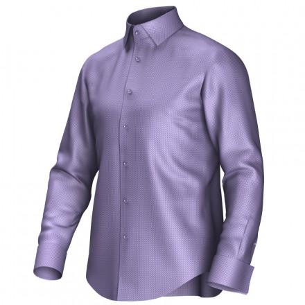 Bespoke shirt lila 52009