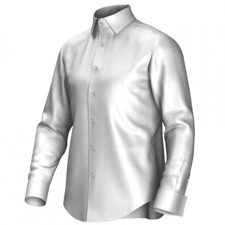 Maatoverhemd wit 52148