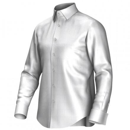 Maatoverhemd wit 52082