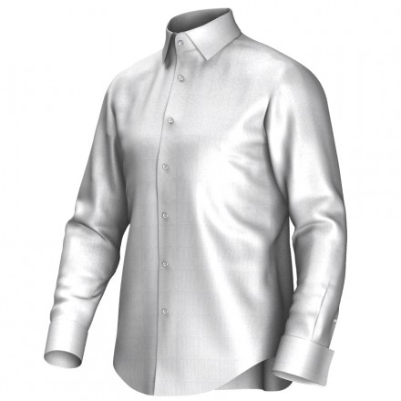 Bespoke shirt white 52082