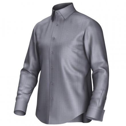 Bespoke shirt grey 51026