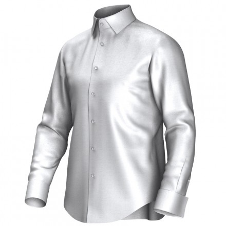 Maatoverhemd wit 52014