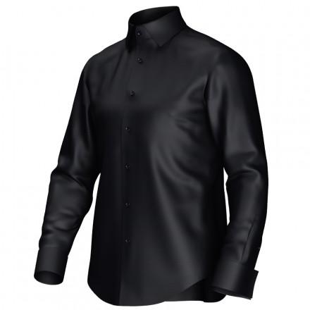 Bespoke shirt black 52138