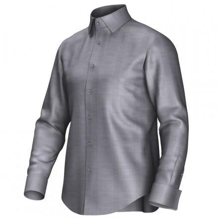 Maatoverhemd grijs 52003