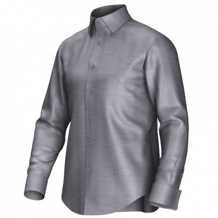 Bespoke shirt grey 52003