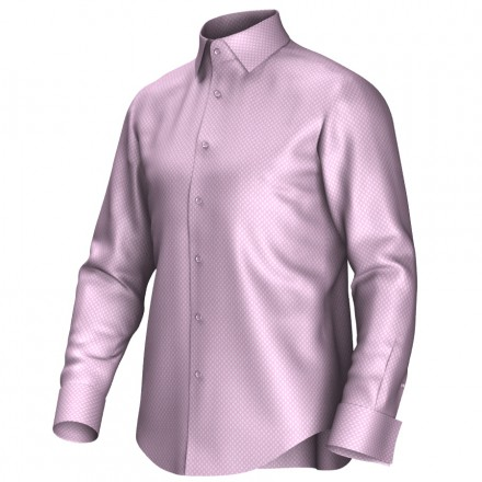 Maatoverhemd roze 52143