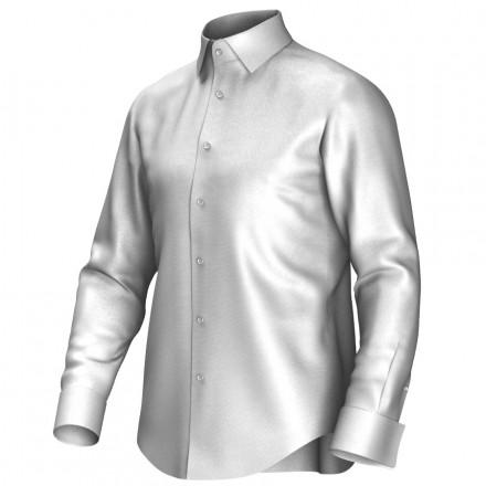 Maatoverhemd wit 52023