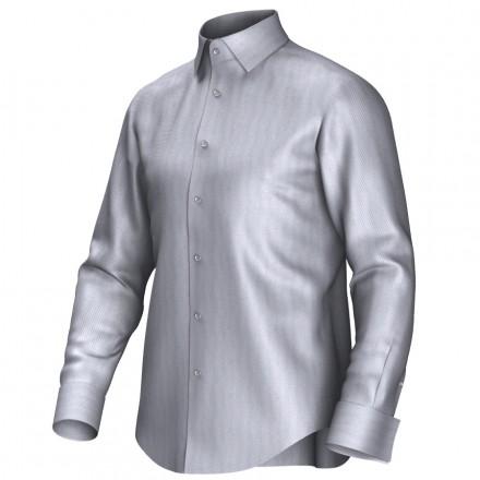 Maatoverhemd grijs 52145
