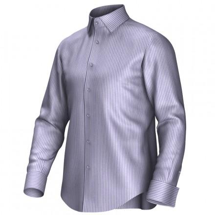 Bespoke shirt lila 54382