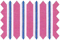 Bespoke shirt fabric 54414