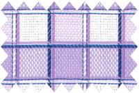 Bespoke shirt fabric 55281